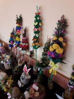 Wielkanocne palmy i stroiki po ocenie