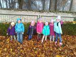 Pani Jesień w Przedszkolu