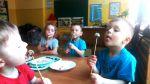 Słodki dzień u Zajączków