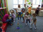 Dzieci z Przedszkola w Józefowie w Piccolandzie
