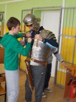 Legionista rzymski w Górecku Starym