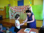 Sukcesy przedszkolaków