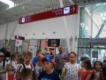 Bajka muzyczna i wizyta na lotnisku