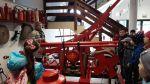 Wycieczka do Muzeum Pożarnictwa