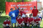 Integracyjny turniej piłkarski