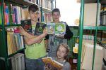 Z książką i biblioteką za pan brat