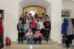 Uczniowie SP Stanisławów z wizytą w MBP w Józefowie