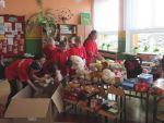 Szkolni wolontariusze dla dzieci zUkrainy