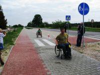 Ścieżka rowerowa do Majdanu Nep.