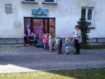 Dzieci zPrzedszkola wJózefowie wPiccolandzie