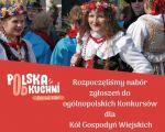 Konkurs dla KGW - Polska Od Kuchni
