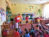 Przedszkolak też może być ratownikiem