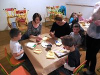 Sala twórczości dziecięcej