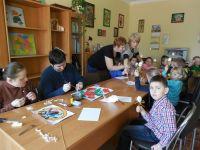 Przedszkolaki odwiedziły WTZ